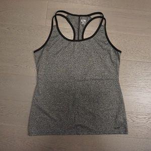 Champion Gray Workout/Athletic Tank